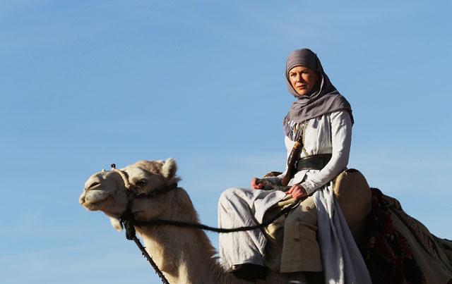 アラビアの女王